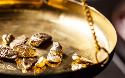 L'or, ce matériau fascinant.