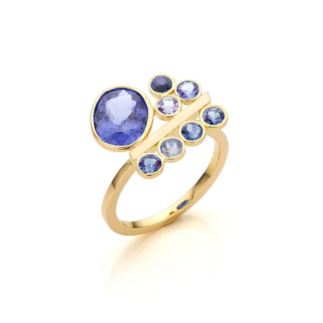Ring N°2 Audrey Huet Joaillerie